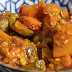 Mixed Vegatable Curry