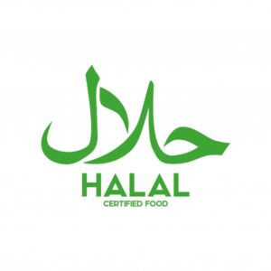 Halal Frozen food