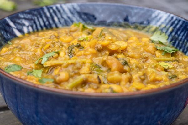 tarka dhal curry