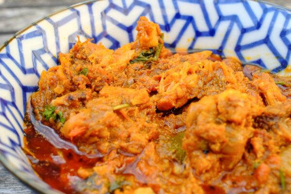 fisk koriah curry