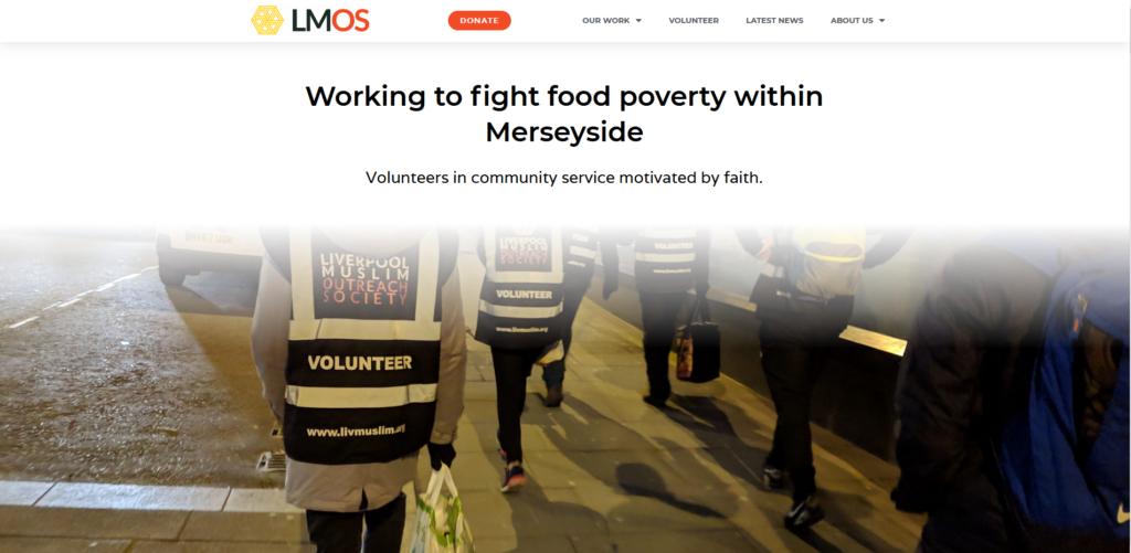 LMOS Charity work